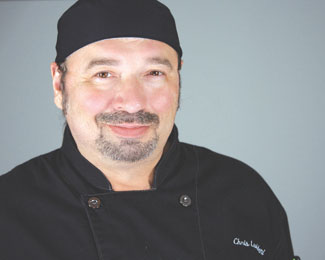 CHRIS Luddeni chef web