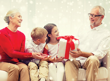 Holidays Old People web