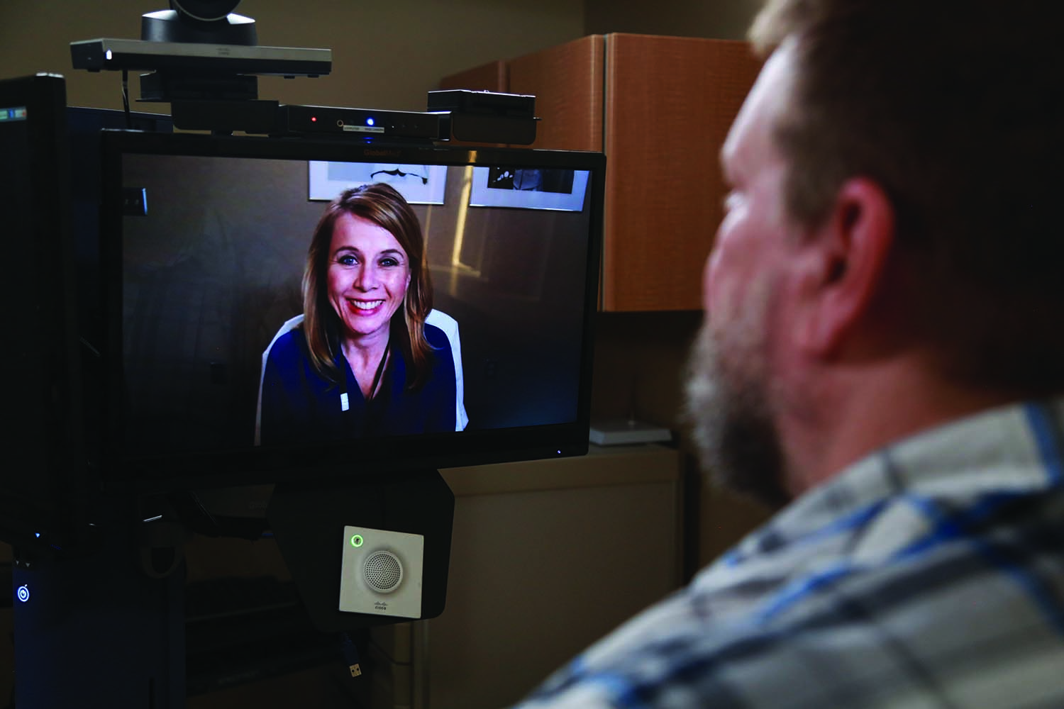 virtual telehealth image