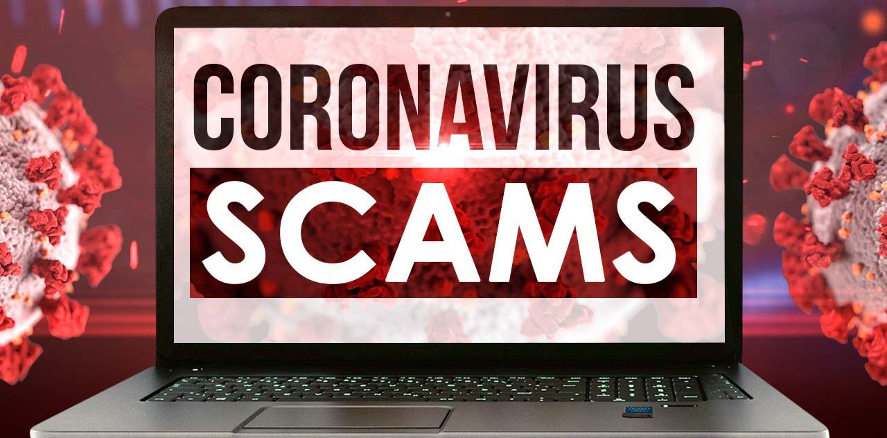 virus scammers