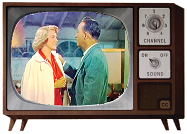 Bing Crosby Rosemary Clooney TV web